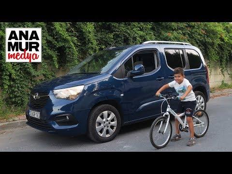 Opel Combo 2019 Baba Oğul Test