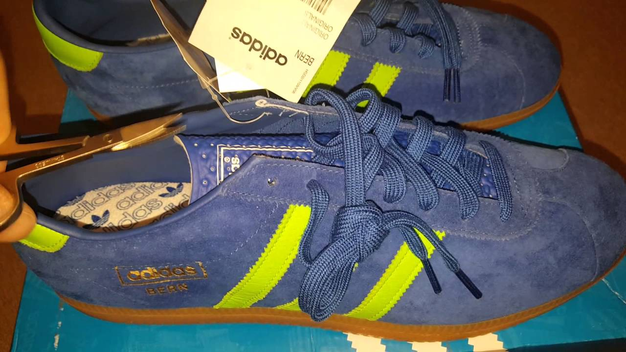 Adidas Berns OG 2014 @PerchOriginals