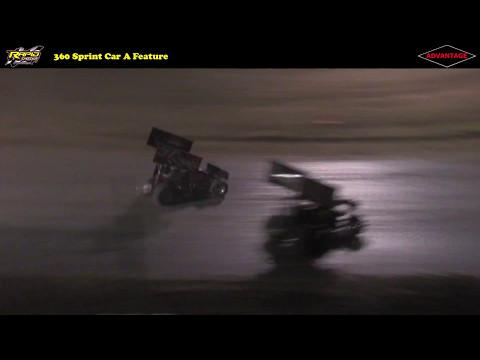 MSTS 360 Sprint Car -- 5/5/17 -- Rapid Speedway