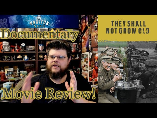 They Shall Not Grow Old - Documentary Movie Review!