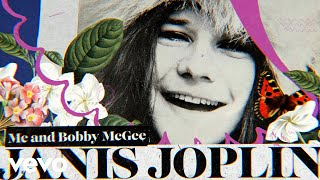 Janis Joplin - Me and Bobby McGee (Official Music Video)