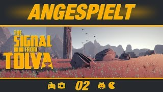 Let's Play ANGESPIELT - Signal From Toelva