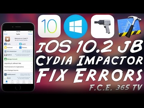 iOS 10.2 Jailbreak - How to Fix Cydia Impactor Certificate Error