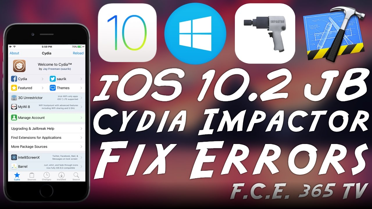 Ios 102 jailbreak how to fix cydia impactor certificate error ios 102 jailbreak how to fix cydia impactor certificate error xflitez Gallery