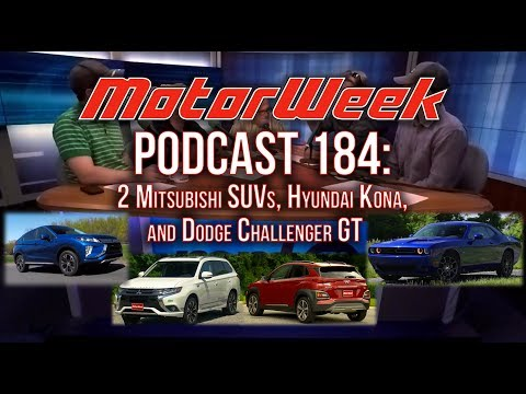 MW Podcast 184: New Mitsubishis, Dodge Challenger AWD, and More!