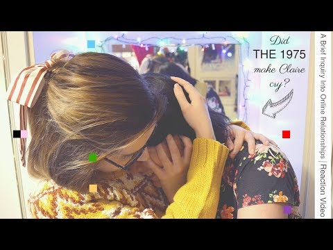 The 1975 'A Brief Inquiry Into Online Relationships' Reaction Video | Crazy Reactions | CrazyKinz Mp3