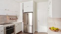 White Kitchen Wall Tiles Texture Ideas