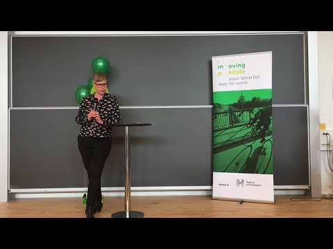 Mette Hoe fra Copenhagen Electric om tilskud til elektriske varevogne