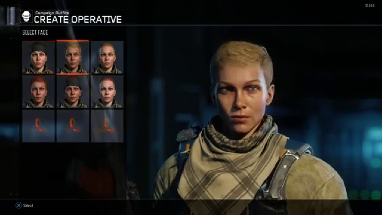 Call Of Duty Black Ops Lll Customize Operative For Story