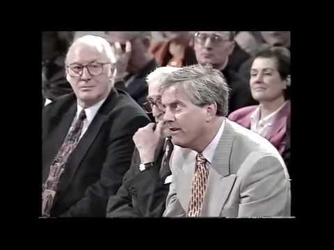 Newsnight 28 April 1998: London debate