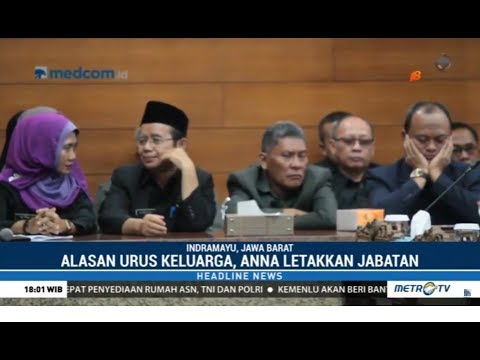 Bupati Indramayu Letakkan Jabatan Demi Urus Keluarga, DPRD Setuju Mp3