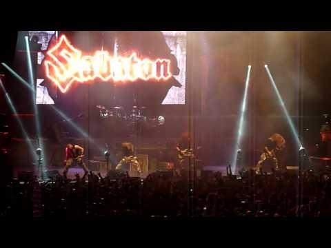 Sabaton - Ghost Division - Bratislava 2017