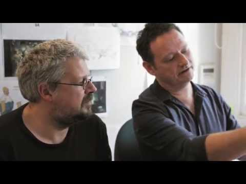 th1ng  Sylvain Chomet's making of 'The Simpsons couch gag'