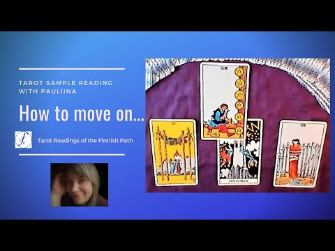 Sample reading - When it's Over