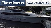 112 Westport RPH Yacht [Walkthrough] - YouTube