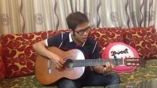 Giọt nắng bên thềm guitar cover