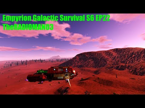 "Empyrion Galactic Survival S6 EP22 ""Piggy Back MERV"""
