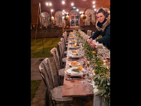 Wedding Venue Spotlight - Alrewas Hayes