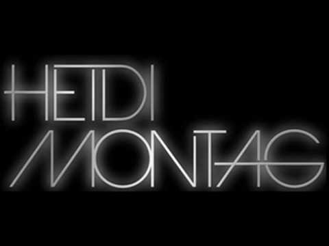 Heidi Montag - Body Language