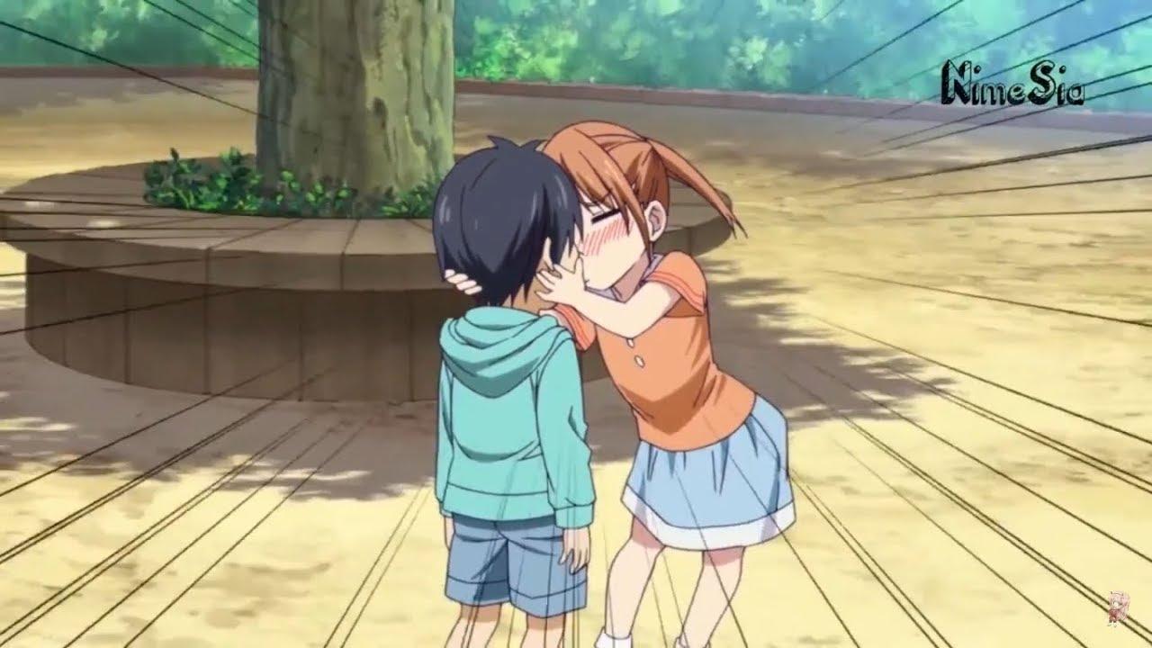 Anime romantis - YouTube