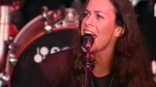 Watch Alanis Morissette King Of Intimidation video