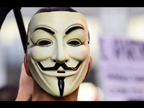 Anonymous - Message to the Citizens of the World V