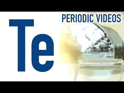 Tellurium - Periodic Table of Videos