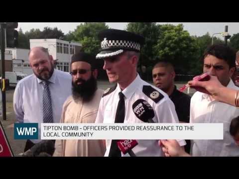An insight into the work of Tipton Green neighbourhood policing team