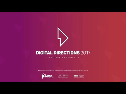 Digital Directions 2017: The User Experience
