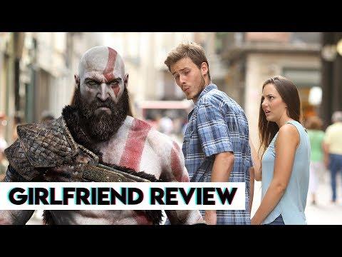 Should Your Boyfriend Play God Of War?