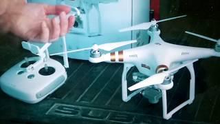 Flycam Phantom 4 Tutorial - Getting Started - Setup, Tips & Tricks