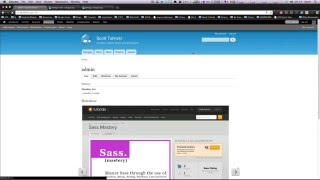 Drupal Tutorials #56 - Drupal Theming 101 - 2 Creating an Omega Subtheme with Omega Tools