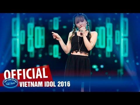 VIETNAM IDOL 2016 - STUDIO 2 - UP TO YOU - THỦY TIÊN
