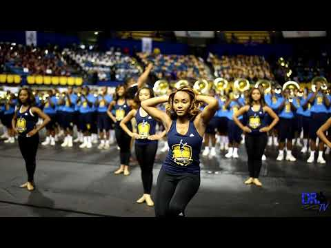 Southern University Marching Band (Let Your Mind Be Free) 2017
