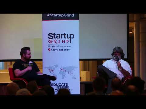 Greg Warnock (Mercato Partners) at Startup Grind Salt Lake C