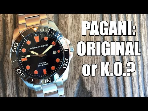Pagani Design 43mm Automatic Watch Review (PD-1632) - Perth WAtch #197