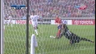 UZBEKISTAN  Футбол Отборочный матч ЧМ Корея-Узбекистан