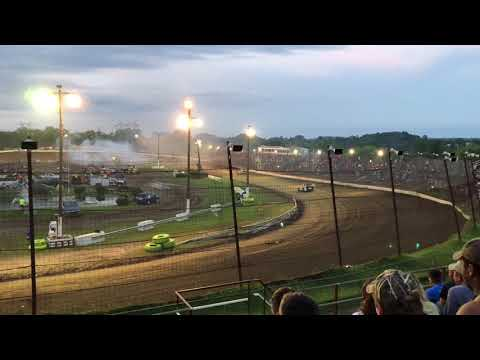 Sportsman at Grandview Speedway September 1, 2018!