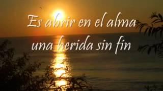 Gilberto Santa Rosa Mentira letra