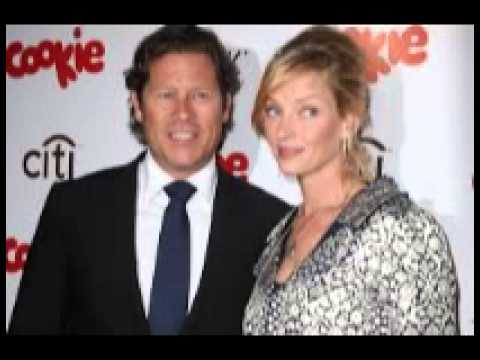 Uma Thurman's Ex Sues for Custody of Their 2 Year Old Daughter