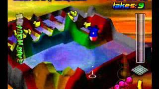 Wetrix (Nintendo 64) 102,776,901 [New World Record] Classic Mode