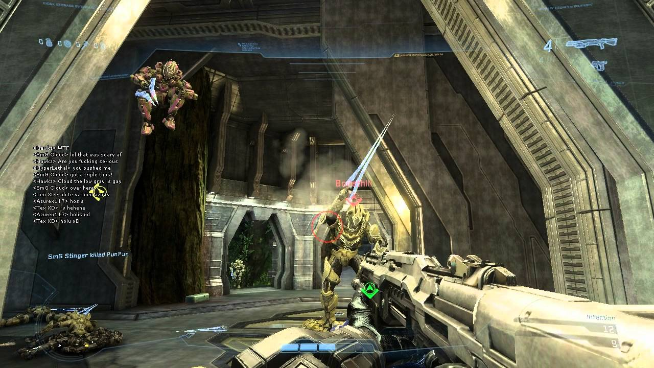 Halo Reach Campaign Matchmaking Incoming