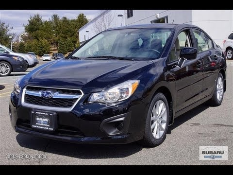 2013 Subaru Impreza Sedan 20i Premium Youtube
