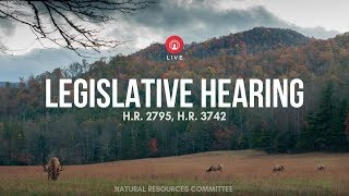 Subcommittee on Water, Oceans, and Wildlife Hearing EventID=110088