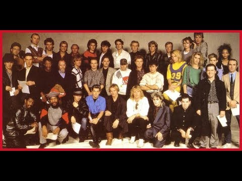 Top Of The Pops; Band Aid, Do They Know It's Christmas Time 1984 (Different Cut.)