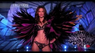 Exclusive BARBARA FIALHO Watch me | VICTORIA'S SECRET 2016 Fashion Show in Paris by Fashion Channel