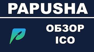 Полный Обзор Papusha Rocket Technology ICO - Новая Супертехнология!
