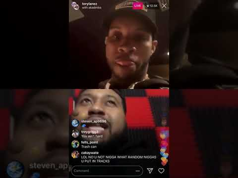 Tory lanes tells akademiks why he made Dax say sorry