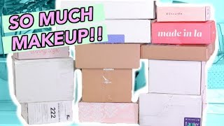 HUGE PR UNBOXING HAUL | WHATS NEW IN BEAUTY THIS WEEK!
