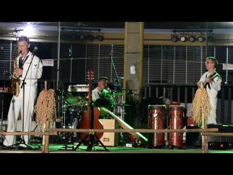 U.S. Pacific Fleet Band in Malaysia